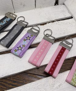 Schlüsselanhänger Gurtband